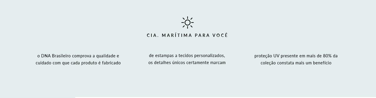 Banner Cia Maritima para você